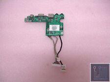 HP DV4000 USB VGA Audio Port Board with Cables 384625-001