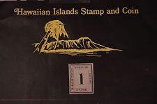 42 HAWAII SCOTT #19 UNUSED 1864 KINGDOM OF HAWAII NUMERALS