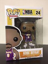 Authentic Funko Pop NBA Kobe Bryant No 8 Jersey Vinyl Figure RARE