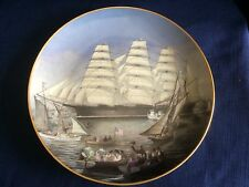 "Franklin Mint The Great Clipper Ships ""Great Republic"" plate"