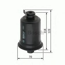 ENGINE FUEL FILTER OE QUALITY REPLACEMENT BOSCH 0986450624
