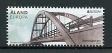 Aland 2018 MNH Bridges Europa Bomarsund Bridge 1v Set Architecture Stamps