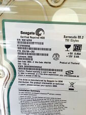 "*Factory Recerts* Seagate (ST3750330NS) 750GB, 7200RPM, 3.5"" Internal Hard Drive"