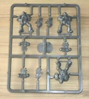 Warhammer 40k Space Marine Tactical Marines x 3 Push Fit on Sprue