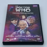 DOCTOR WHO: THE DOCTORS REVISITED (4 DVD Set) Hartnell Troughton Pertwee Baker