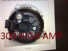2004-2000 Chevrolet Tahoe 4.8L, 5.3L HO ALTERNATOR HIGH OUTPUT DENSO HAIRPIN