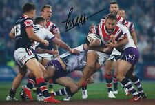 Jared Waerea-Hargreaves Hand Signed 12x8 Photo - NRL Autograph Rugby League 2.