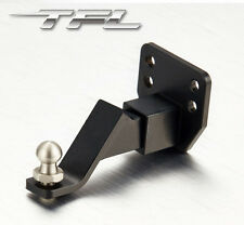TFL CNC Machined Aluminium Tow Hitch Hook Bar for Axial Honcho SCX10 II D90 Body