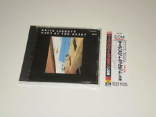 KEITH JARRETT - EYES OF THE HEART - RARE JAPAN CD 1991 W/OBI - POCJ 2049 - EX++
