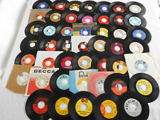 """Lot 40+ 45 RPM 7"""" Northern Soul R&B Ruth Brown Booker T Redding Bill Withers Sly"""