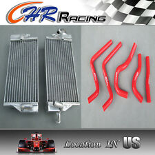 R&L HONDA CR 125 R CR125R CR125 2002 2003 02 03 Aluminum Radiator + HOSE