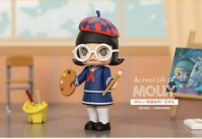 POP MART KENNYSWORK School Molly Mini Figure Designer Toy Figurine Artist