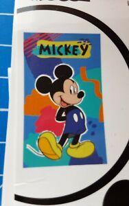 Disney Micky Gesichtstuch, Handtuch 30 cm  x 50 cm Disneyana 100 % Baumwolle