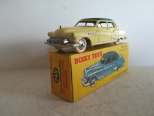 FRENCH DINKY 24V BUICK ROADMASTER 52 MIB 9 EN BOITE SQUARED ROOF VERY NICE L@@K