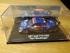 Schuco 1:43 Audi TT-R #4 DTM 2002 K. Wendlinger