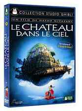 DVD Disney Studio Ghibli Le Chateau Dans le Ciel NEUF en Blister Hayao Miyazaki