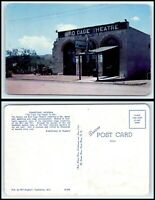 ARIZONA Postcard - Tombstone, Bird Cage Theatre N48