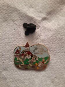 Grand Floridian Pin