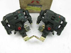 REMAN. Autoline 445556 REAR Disc Brake Caliper Set W/ Pads