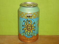 NEW ARR'VL (MI)  BELL'S  OBERON Ale  12oz Alum Micro Craft Beer Empty Can