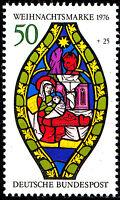912 postfrisch aus Block 13 BRD Bund Deutschland Briefmarke Jahrgang 1976