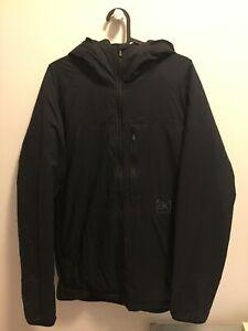Men's Burton [ak] FZ Jacket, Medium, True Black