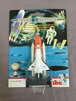 Vintage Space Mission - Space Shuttle mit Trägerrakete - von Simba ca 11cm