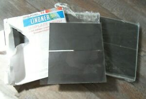 Lindner Stamp Money Album stock holders First Day Cover Storage leaves sleeves