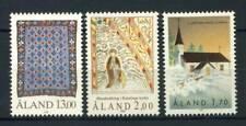 Isole Aland 1990 Mi. 41-43 Nuovo ** 100% Cultura