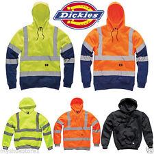 Dickies Hooded Plain Sweatshirts for Men