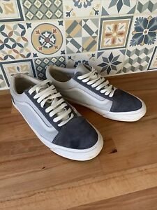 mens vans trainers size 10