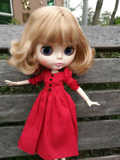 """12/""""Factory Type Neo Blythe Doll Joint Body Includes Outfit/&Shoes J-001"""