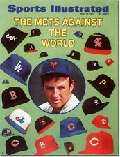 April 13, 1970 Jerry Koosman New York Mets Sports Illustrated