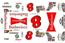 #8 Dale Earnhardt jr Tribute to Grandpa Ralph Earnhardt 1/18th Scale Decals
