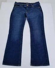 Old Navy Women's Jeans The Diva size 8 Short, 32 x 29 Zip Up