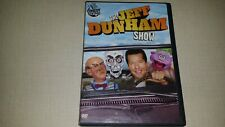 JEFF DUNHAM SHOW DVD 2010 STAND UP COMEDY COMEDIAN ACHMED PEANUT VENTRILOQUIST