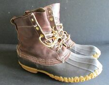 """Vintage SCRIPT Women's 6 EE Extra Wide 5 """" High Maine Hunting Shoe Boots"""