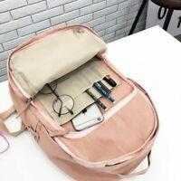 Fashion Nylon Women Backpack School Bags Teenagers Girls Style Student Backpack