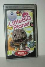 LITTLE BIG PLANET GIOCO USATO SONY PSP EDIZIONE ITALIANA PLATINUM BD1 45108