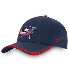 Columbus Blue Jackets Fanatics Branded Iconic Training Speed Flex Blue Hat NHL