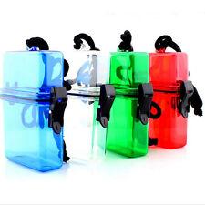 Random Color Outdoor Waterproof Container Key Money Storage Box Case Holder