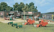 DPM #66100 - Olsen Feed and Larsens Implement - N Scale