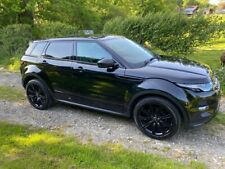 2014 (64) Range Rover Evoque 2.2 SD4 5DR Dynamic - Black - Auto - Stealth Pack