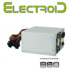 ALIMENTATORE POWER SUPPLY ADJ 210-00503 700WATT SATA PATA 8 PIN 4+4 COOLING PC