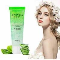 Skin Care Face Cream Pure Aloe Vera Gel Hyaluronic Acid 13ml Removal Plant N2I6