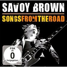 Savoy Brown - Songs from the Road [New CD] With DVD, Slim Pack