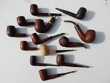 VINTAGE PIPES ALL SORTS ALL CONDITIONS TO UPCYCLE  AS ONE LOT