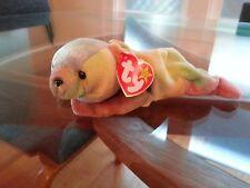 'Sammy' the Bear Ty Beanie Baby - Tie Dye - MINT - RETIRED