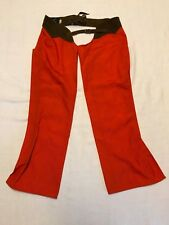 Vintage Taylor Horse Riding Country & Western Synthetic Chaps Ravalli, Montana
