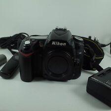 Nikon D90 Digital 13MP SLR Camera Body,Battery